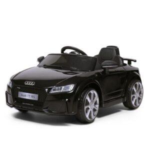 Selling audi tt rs licensed ride on car black 8 best selling on TOBBI