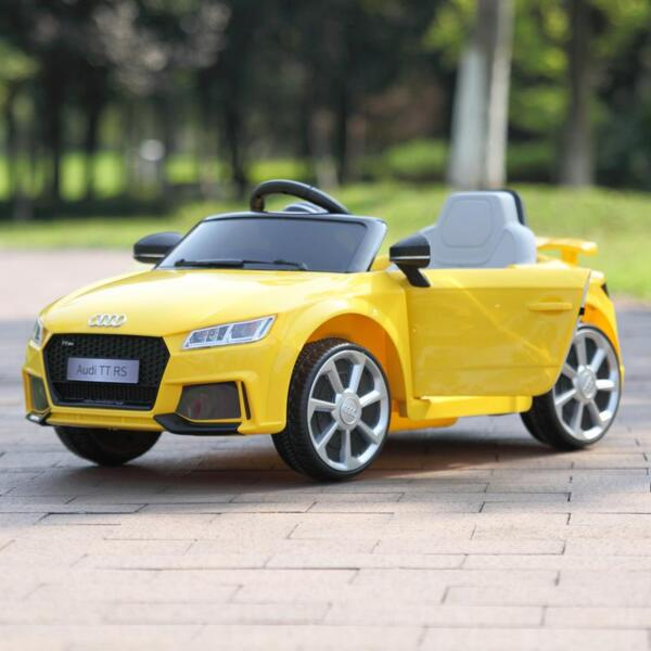 audi 12v ride on kids electric cars are eye-catching
