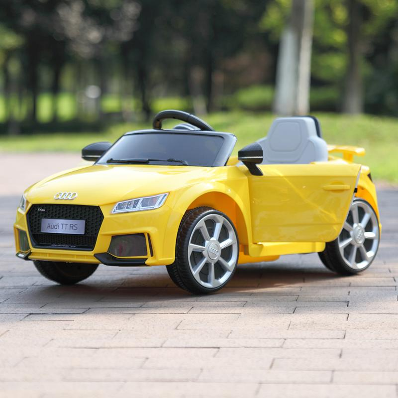 audi kids electric cars are eye-catching
