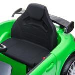12V Mercedes-Benz GTR-AMG Kids Electric Ride On Car, Green benz gtr amg licensed 12v electric car black 18