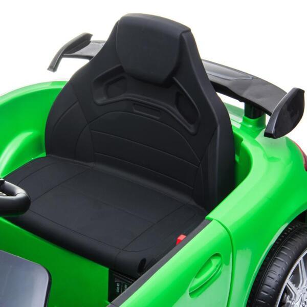 Benz GTR-AMG Licensed 12V Electric Car, Green benz gtr amg licensed 12v electric car black 18