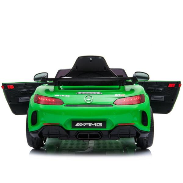 Benz GTR-AMG Licensed 12V Electric Car, Green benz gtr amg licensed 12v electric car black 32