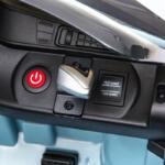 BMW Ride on Car With Remote Control For Kids, Blue bmw licensed i8 12v kids ride on car blue 20