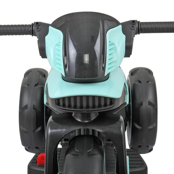 Electric Motorcycle Tricycle Battery Operated, Blue electric motorcycle tricycle battery operated blue 15