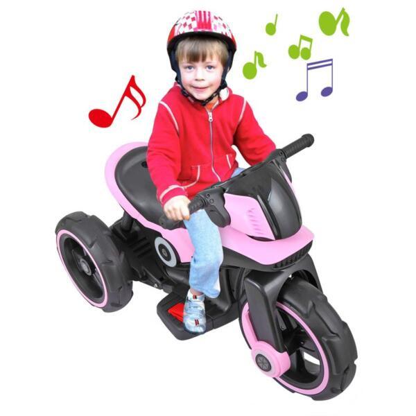 kids enjoy ride on toy a lot