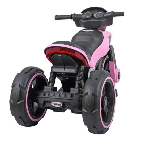 Electric Motorcycle Tricycle Battery Operated electric motorcycle tricycle battery operated pink 2
