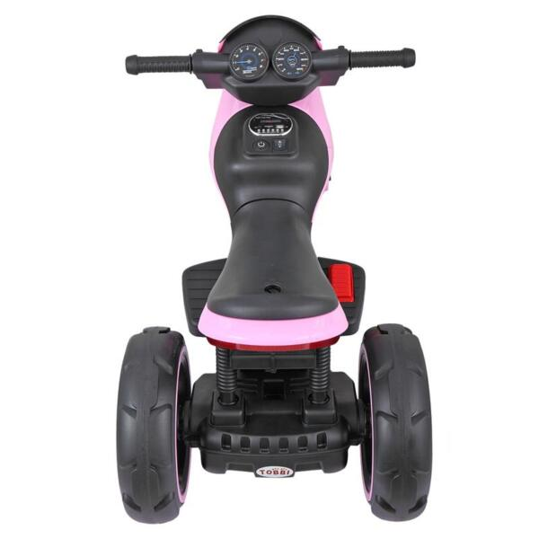 Electric Motorcycle Tricycle Battery Operated electric motorcycle tricycle battery operated pink 8