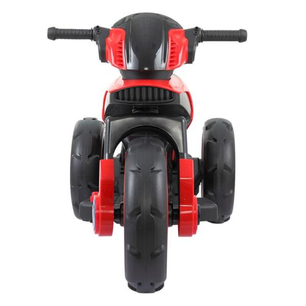 6V Electric Motorcycle Tricycle W/ 3 Wheel electric motorcycle tricycle battery operated red 1