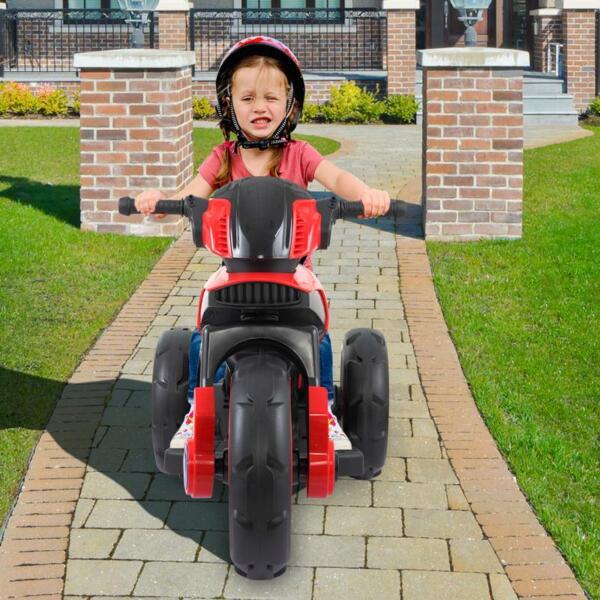 it's important to wear helmets when riding kids motorcycle