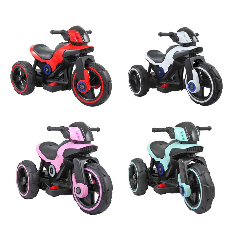 6V Electric Motorcycle Tricycle W/ 3 Wheel electric motorcycle tricycle battery operated red 15