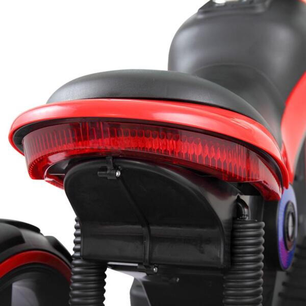 6V Electric Motorcycle Tricycle W/ 3 Wheel electric motorcycle tricycle battery operated red 28