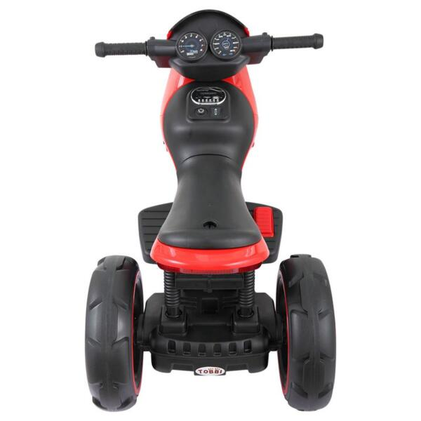 6V Electric Motorcycle Tricycle W/ 3 Wheel electric motorcycle tricycle battery operated red 7
