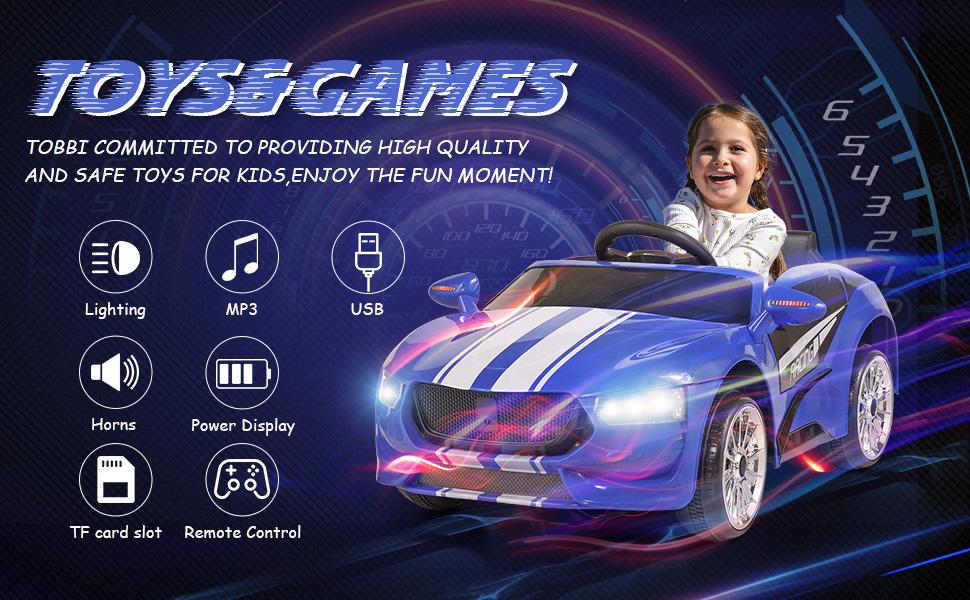 6V Kids Electric car 2 Seater w/ Remote Control ia 200000037