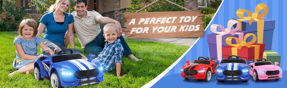 6V Kids Electric car 2 Seater w/ Remote Control ia 200000041