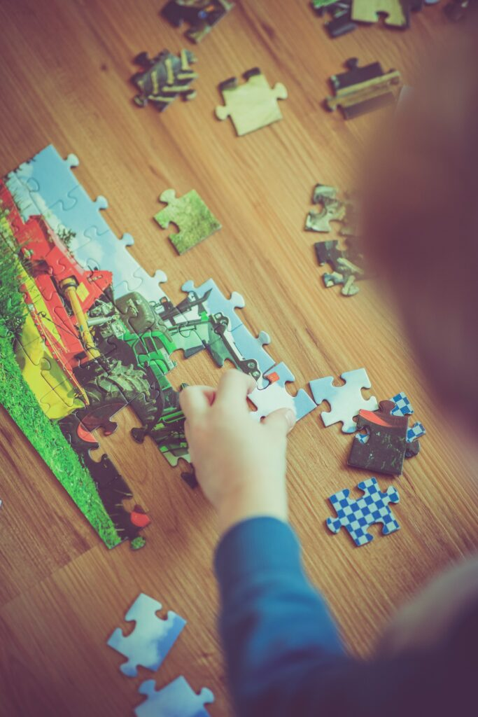 choose jigsaw puzzles for kids