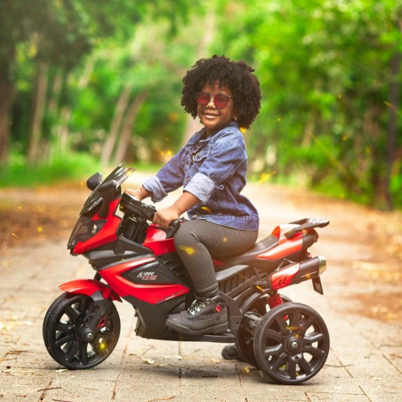 let kids enjoy electric kids motorcycle more