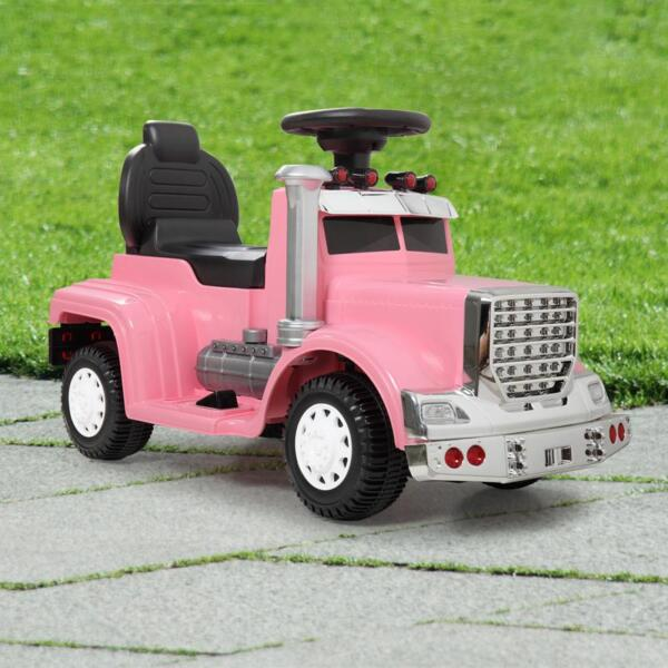 Push Riding Toys for Toddlers, Pink kids push ride on car for toddler pink 12