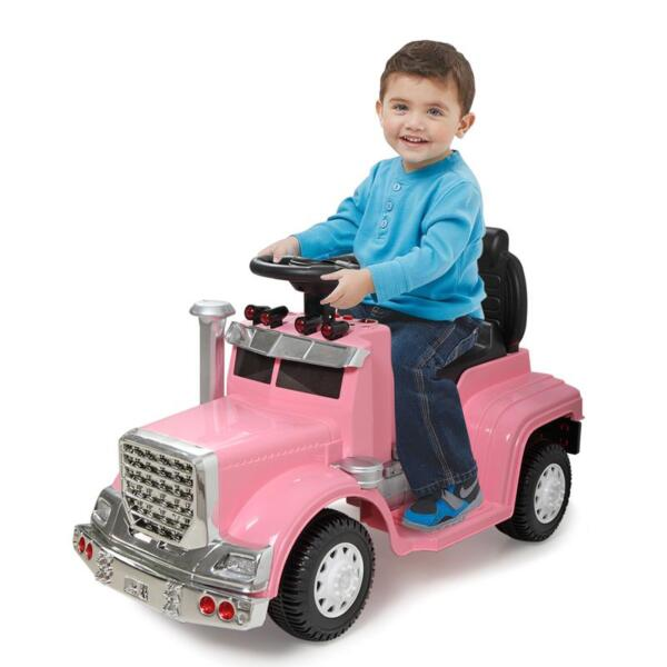 Push Riding Toys for Toddlers, Pink kids push ride on car for toddler pink 13