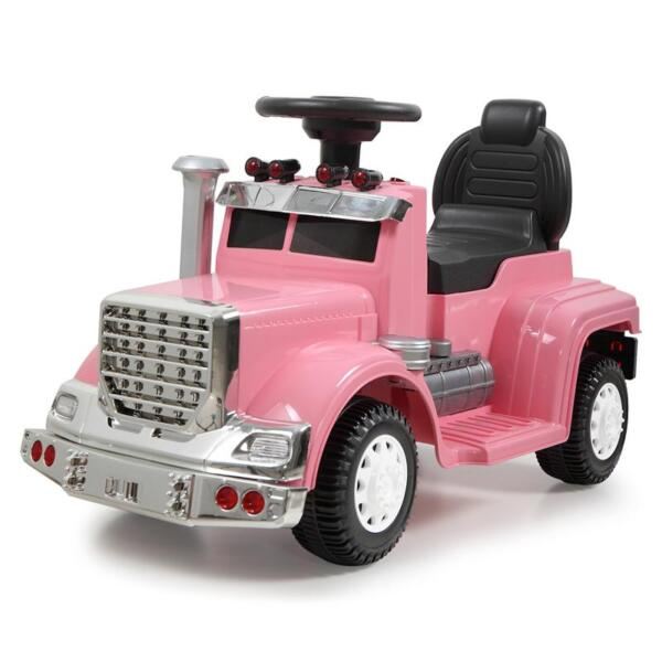 Push Riding Toys for Toddlers, Pink kids push ride on car for toddler pink 2