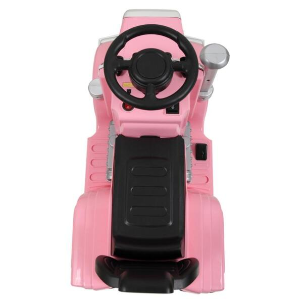 Push Riding Toys for Toddlers, Pink kids push ride on car for toddler pink 4