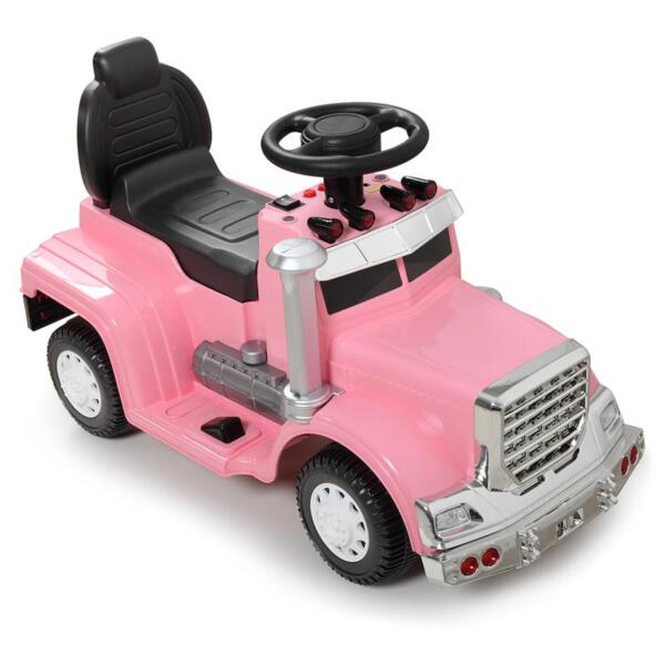 Push Riding Toys for Toddlers, Pink kids push ride on car for toddler pink 7