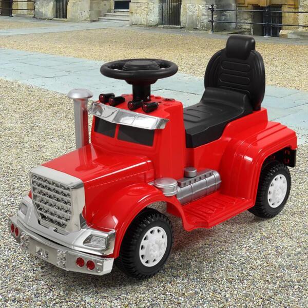 Kids Push Ride-on Car for Toddler, Red kids push ride on car for toddler red 10 1