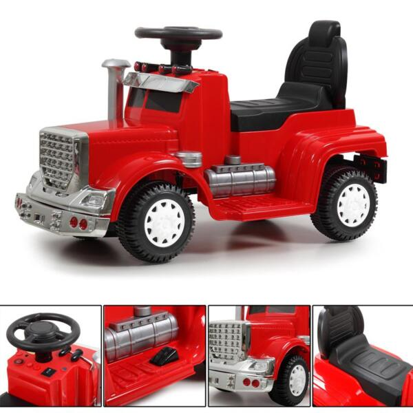 Kids Push Ride-on Car for Toddler, Red kids push ride on car for toddler red 20 1