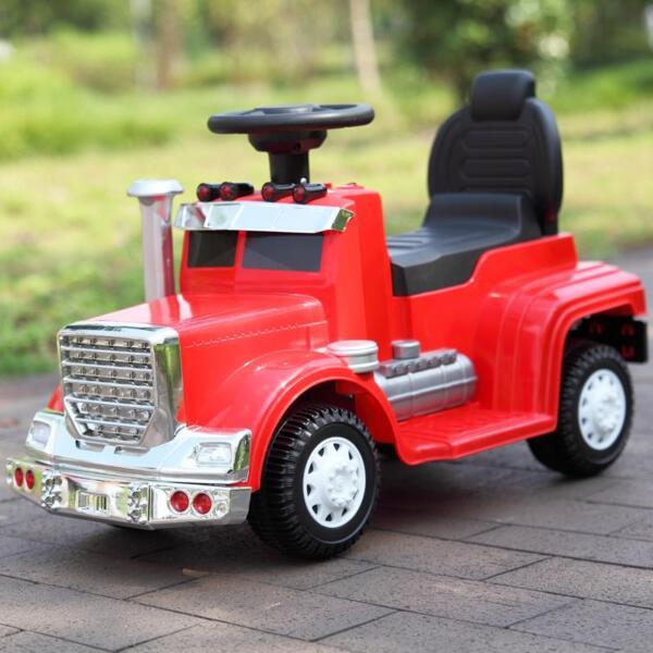 Kids Push Ride-on Car for Toddler, Red kids push ride on car for toddler red 39