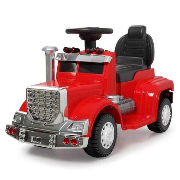 Kids Push Ride-on Car for Toddler, Red kids push ride on car for toddler red 4 2