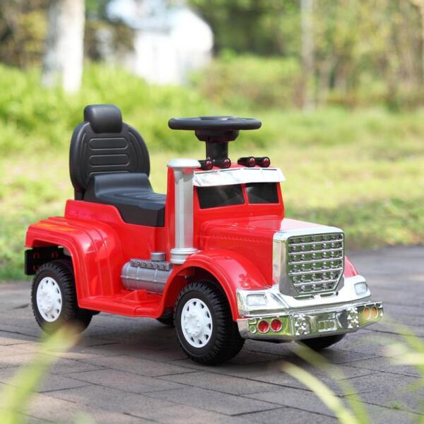 Kids Push Ride-on Car for Toddler, Red kids push ride on car for toddler red 40