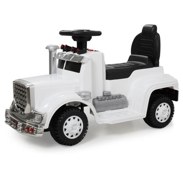 Push Riding Toys for Toddlers, White kids push ride on car for toddler white 5 1