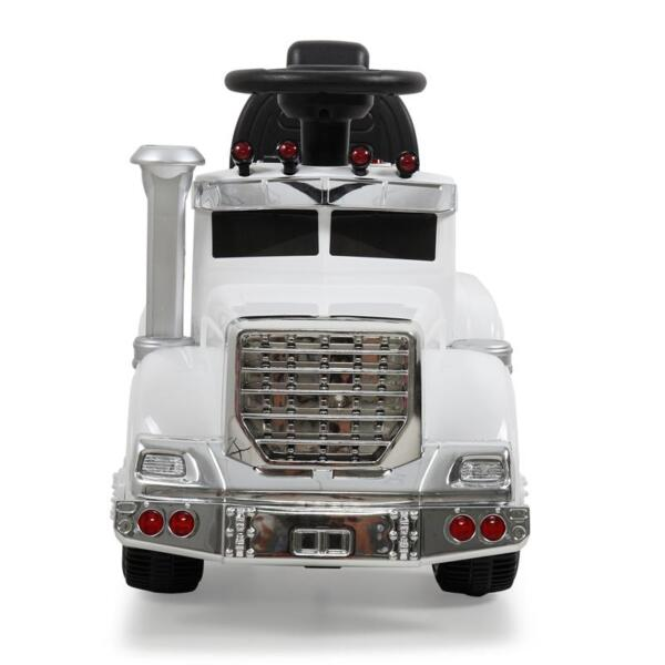 Push Riding Toys for Toddlers, White kids push ride on car for toddler white 6