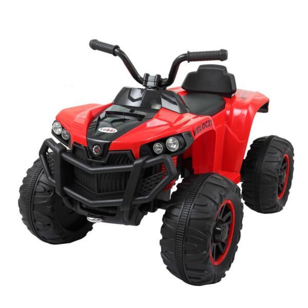 Kids Ride On ATV, Red kids ride on atv white 16