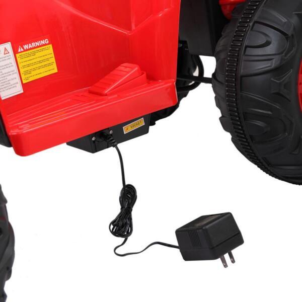 Kids Ride On ATV, Red kids ride on atv white 27