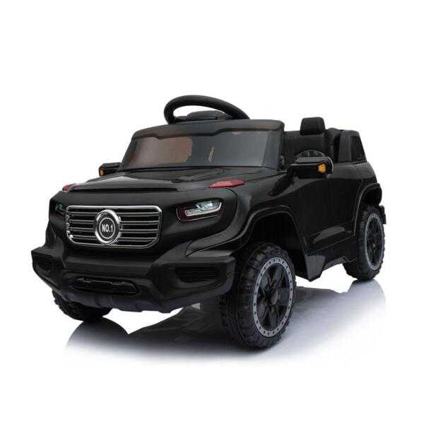 Kids Ride On Car 6V Racing Vehicle, Black kids ride on car 6v racing vehicle black 1