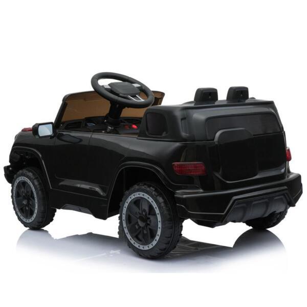 Kids Ride On Car 6V Racing Vehicle, Black kids ride on car 6v racing vehicle black 10 1