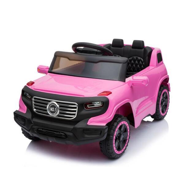 Kids Ride On Car 6V Racing Vehicle, Pink kids ride on car 6v racing vehicle pink 1