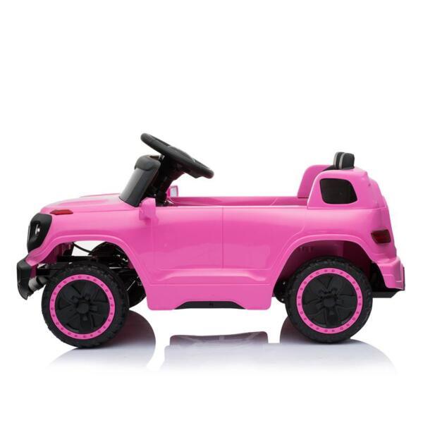 Kids Ride On Car 6V Racing Vehicle, Pink kids ride on car 6v racing vehicle pink 10