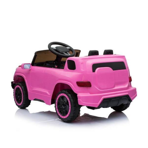 Kids Ride On Car 6V Racing Vehicle, Pink kids ride on car 6v racing vehicle pink 11