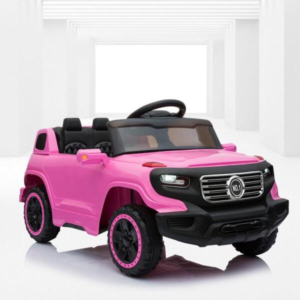 Kids Ride On Car 6V Racing Vehicle, Pink kids ride on car 6v racing vehicle pink 16 1