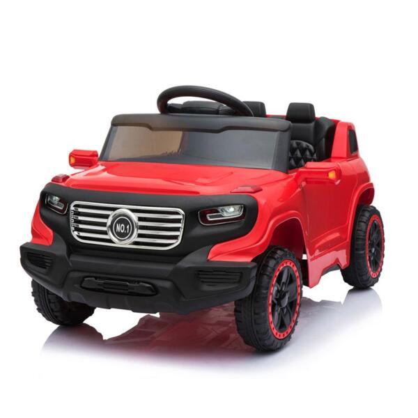 Kids Ride On Car 6V Racing Vehicle, Red kids ride on car 6v racing vehicle red 1
