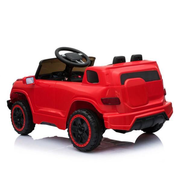 Kids Ride On Car 6V Racing Vehicle, Red kids ride on car 6v racing vehicle red 10 1