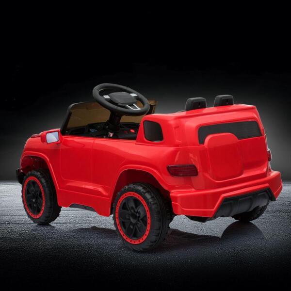 Kids Ride On Car 6V Racing Vehicle, Red kids ride on car 6v racing vehicle red 17