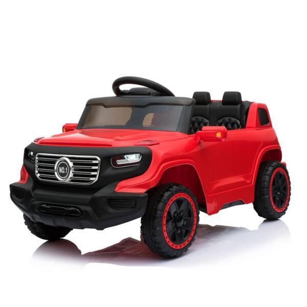 Kids Ride On Car 6V Racing Vehicle, Red kids ride on car 6v racing vehicle red 8