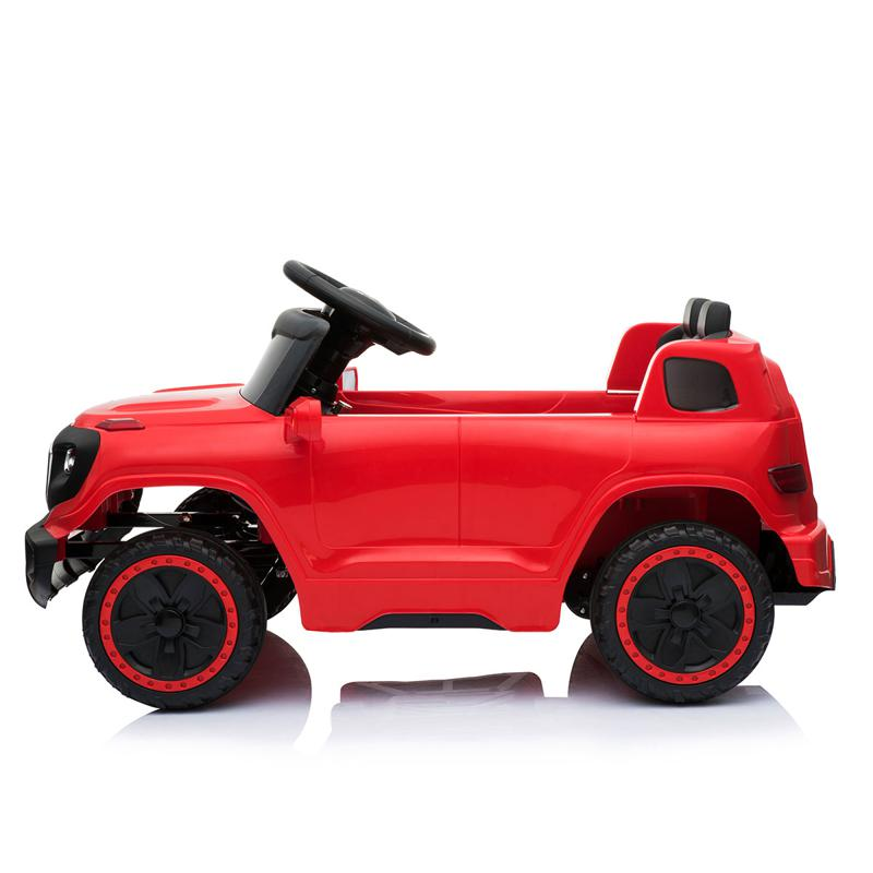 Electric Ride On Power Cars For Kids with Music kids ride on car 6v racing vehicle red 9 1