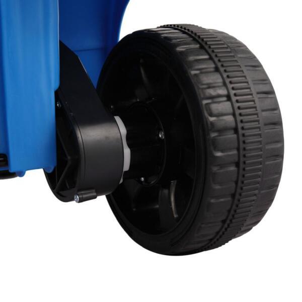 Four Wheeler Electirc Ride On Quad ATV For Kids, Blue kids ride on car atv 4 wheels battery powered blue 22