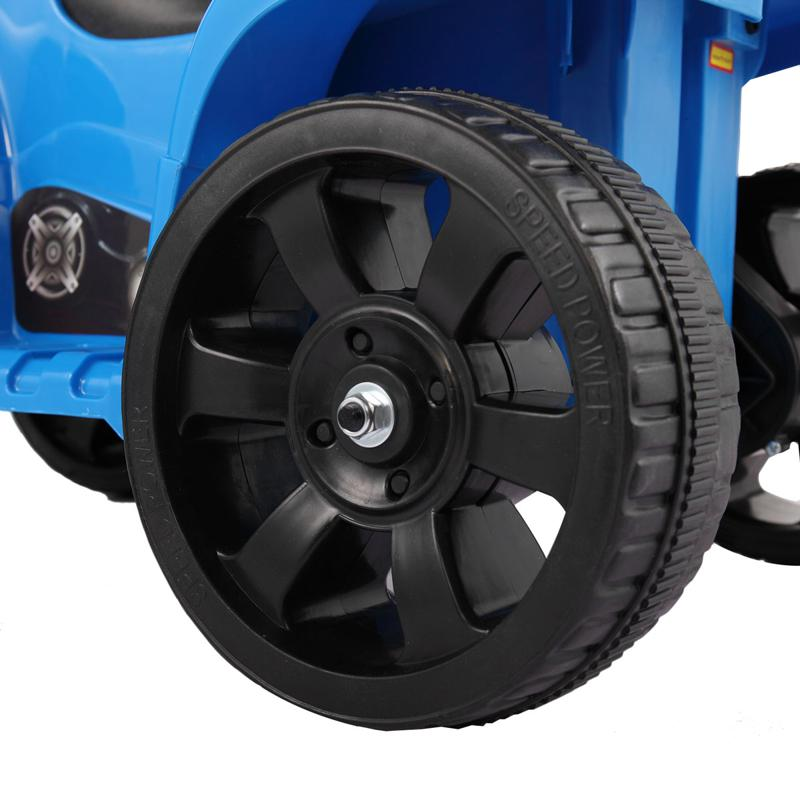 kids ride on car tires are important parts