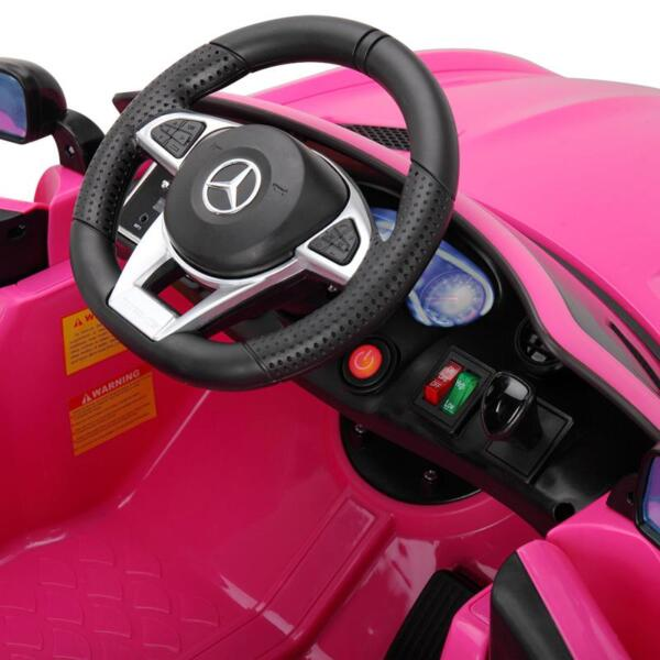 Kids Ride on Car, Benz Licensed AMG GTR, Pink kids ride on car benz licensed amg gtr pink 18