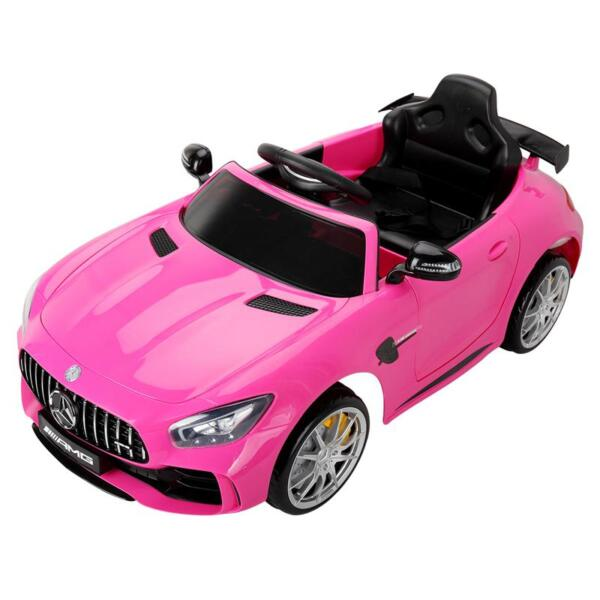 Kids Ride on Car, Benz Licensed AMG GTR, Pink kids ride on car benz licensed amg gtr pink 7