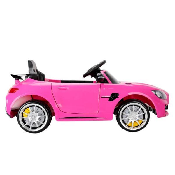 Kids Ride on Car, Benz Licensed AMG GTR, Pink kids ride on car benz licensed amg gtr pink 8